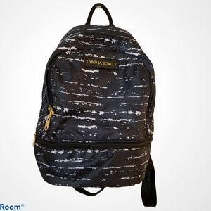 Cynthia Rowley brody boucle print scuba backpack